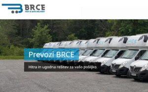 Prevozi BRCE